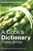 A Cook's Dictionary