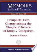 Complicial Sets Characterising the Simplicial Nerves of Strict omega Categories