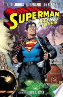 Superman Secret Origin Book PDF