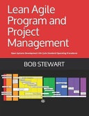 Lean Agile Program and Project Management