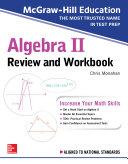 McGraw-Hill Education Algebra II High School Review and Workbook Pdf/ePub eBook