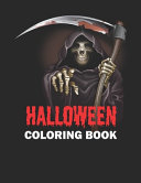 Halloween Coloring Book Book