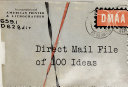 Direct Mail File of 100 Ideas