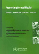 Promoting Mental Health