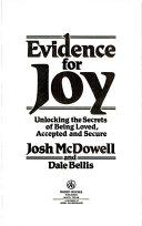 Evidence For Joy