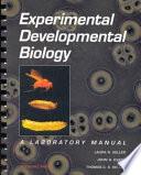 Experimental Developmental Biology Book
