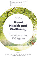 SDG3   Good Health and Wellbeing