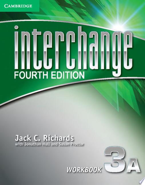 Interchange Level 3 Workbook A