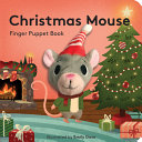 Christmas Mouse  Finger Puppet Book