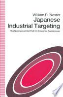 Japanese Industrial Targeting Book PDF