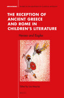 Pdf The Reception of Ancient Greece and Rome in Children's Literature