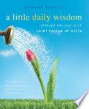 A Little Daily Wisdom Book