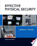 Effective Physical Security Book PDF
