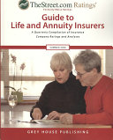 Thestreet Com Ratings Guide To Life And Annuity Insurers Summer 2008