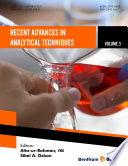 Recent Advances in Analytical Techniques  Volume 3