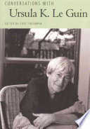 Conversations with Ursula K  Le Guin Book