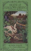 Death at Gallows Green Pdf/ePub eBook