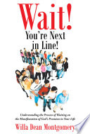 Wait  You re Next in Line
