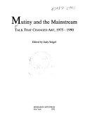 Mutiny and the Mainstream Book