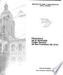 Pinacoteca de la Venerable Orden Tercera de San Francisco de Lima