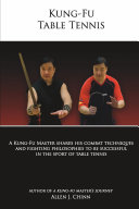 Kung Fu Table Tennis