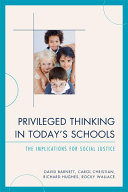 Privileged Thinking in Today's Schools Pdf/ePub eBook