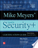 Mike Meyers  CompTIA Security  Certification Guide  Third Edition  Exam SY0 601