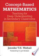 Concept-Based Mathematics