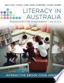 Cover of Literacy in Australia