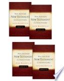 Luke 1 24 Macarthur New Testament Commentary Set