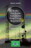 Radio and Radar Astronomy Projects for Beginners