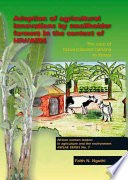 Adoption of Agricultural Innovations by Smallholder Farmers In the Context of HIV/AIDS