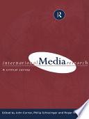 International Media Research