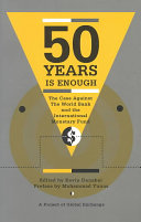 50 Years is Enough