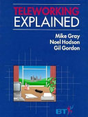 Teleworking Explained Book PDF
