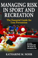 Managing Risk in Sport and Recreation