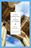 Titus Andronicus & Timon of Athens Book
