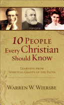 10 People Every Christian Should Know (Ebook Shorts) Pdf/ePub eBook