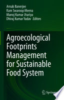 Agroecological Footprints Management for Sustainable Food System