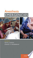 Anesthesia Emergencies