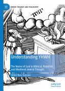 Understanding YHWH
