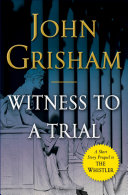 Witness to a Trial Pdf