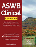 Aswb Clinical Study Guide: Exam Review & Practice Test Questions for ...