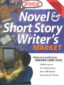Novel   Short Story Writer s Market 2002