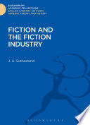 Fiction And The Fiction Industry