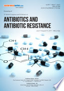 Proceedings of 3rd World Congress and Exhibition on Antibiotics and Antibiotic Resistance 2017 Book