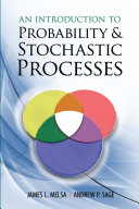 Pdf An Introduction to Probability and Stochastic Processes Telecharger