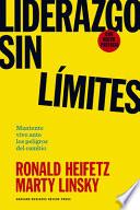 Liderazgo Sin Límites (Leadership on the Line Spanish Edition)