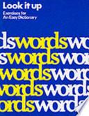 An Easy Dictionary