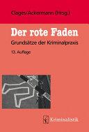 Clages/Ackermann, Der rote Faden